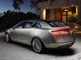 Lincoln MKT Concept 2008 wallpapers