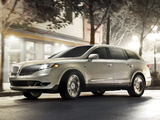 Wallpapers of Lincoln MKT 2012
