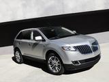 Lincoln MKX 2010 photos