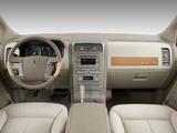 Photos of Lincoln MKX 2006–10