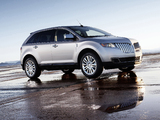 Wallpapers of Lincoln MKX 2010