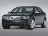 Lincoln MKZ 2006–09 pictures