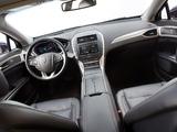 Lincoln MKZ Hybrid 2012 images