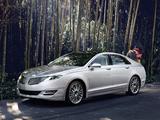 Lincoln MKZ Hybrid 2012 photos