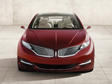 Lincoln MKZ Concept 2012 wallpapers