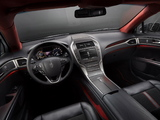 Lincoln MKZ Black Label Center Stage Concept 2013 photos