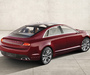 Wallpapers of Lincoln MKZ Concept 2012