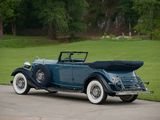 Images of Lincoln Model KA Custom Convertible Sedan by Dietrich 1933