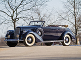 Images of Lincoln Model K Convertible Victoria 1939