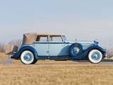 Lincoln Model KB Custom Convertible Sedan by Dietrich (261) 1933 wallpapers