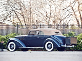 Lincoln Model K Convertible Victoria by Brunn (408) 1938 images