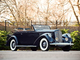Lincoln Model K Convertible Victoria by Brunn (408) 1938 photos