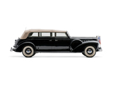 Lincoln Model K Sunshine Special Presidential Convertible Limousine 1939 pictures