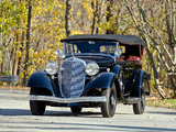 Wallpapers of Lincoln Model KB Sport Touring (253) 1933