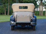 Images of Lincoln Model L Dual Cowl Phaeton by Locke (163B) 1929