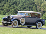 Lincoln Model L Dual Cowl Phaeton by Locke (163B) 1929 photos