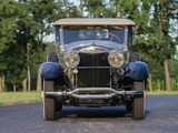 Lincoln Model L Dual Cowl Phaeton by Locke (163B) 1929 pictures