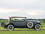 Photos of Lincoln Model L Dual Cowl Phaeton by Locke (163B) 1929