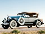 Wallpapers of Lincoln Model L Dual Cowl Sport Phaeton by Locke 1930