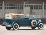 Wallpapers of Lincoln Model L Dual Cowl Phaeton 1931