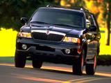 Lincoln Navigator 1997–2002 photos