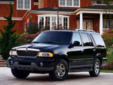 Lincoln Navigator 1997–2002 pictures