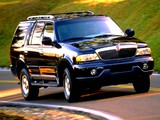 Lincoln Navigator 1997–2002 wallpapers