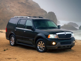 Lincoln Navigator 2003–06 wallpapers