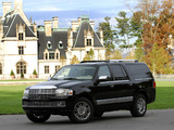 Lincoln Navigator L 2007 wallpapers
