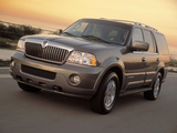 Photos of Lincoln Navigator 2003–06