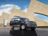 Pictures of Lincoln Navigator L 2007