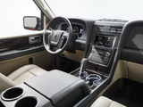 Pictures of Lincoln Navigator 2014