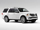 Wallpapers of Lincoln Navigator 2014