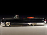 Lincoln Premiere Convertible 1956 images