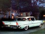 Lincoln Premiere Landau 4-door Hardtop (57B) 1957 images