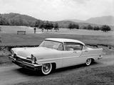 Lincoln Premiere Landau 4-door Hardtop (57B) 1957 photos