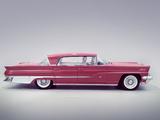 Lincoln Premiere Landau 4-door Hardtop (57B) 1959 pictures