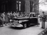 Lincoln Sedan (76H-73) 1947 photos