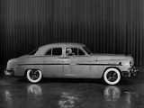 Wallpapers of Lincoln Series 1EL Sport Sedan (L-74) 1951