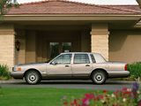 Lincoln Town Car 1990–92 pictures