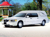 Wallpapers of Lincoln Town Car Paramount Funeral Coach by Miller-Meteor 2000–03