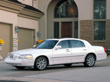 Wallpapers of Lincoln Town Car 2003–11