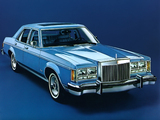 Lincoln Versailles 1978 pictures