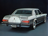 Lincoln Versailles 1978 wallpapers