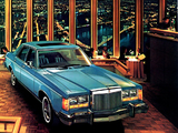 Wallpapers of Lincoln Versailles 1977