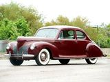 Pictures of Lincoln Zephyr Club Coupe (06H-77) 1940