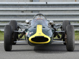 Lotus 27 1963 wallpapers