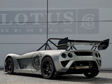 Lotus Circuit Car Prototype 2005 wallpapers