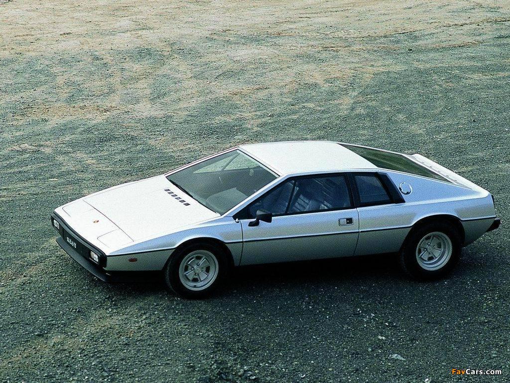 Lotus Esprit S2 1978 81 Images 1024x768