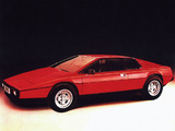 Lotus Esprit S2 1978–81 photos